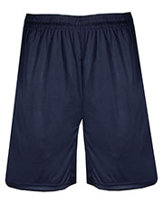 Badger 004110 Men Athletic Trainer Shorts at GotApparel