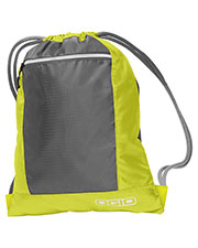 Custom Embroidered OGIO 412045 Pulse Cinch Pack at GotApparel