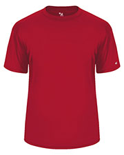 Badger 4120 Men Short-Sleeve Performance Tee at GotApparel