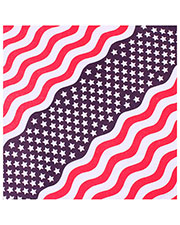 Rothco 4145 Men Stars & Stripes Bandana at GotApparel