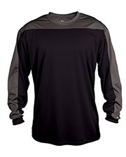 Badger 4159  Defender Long Sleeve Tee at GotApparel