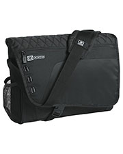 Custom Embroidered OGIO 417012 Vault Messenger at GotApparel