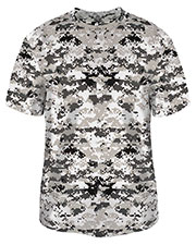 Badger 4180 Men B-Core Digital Camo Tee at GotApparel