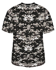 Badger 4180  B-Core Digital Camo Tee at GotApparel