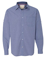 Weatherproof 154670  Vintage Mini Check Long Sleeve Shirt at GotApparel