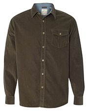 Weatherproof 154867  Vintage Mini Cord Long Sleeve Shirt at GotApparel