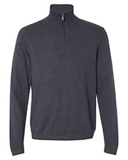Weatherproof 151391  Vintage Cotton Cashmere Quarter-Zip Sweater at GotApparel