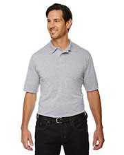 Jerzees 421M Adult 5.3 oz., 100% Polyester SPORT with Moisture Wicking Polo at GotApparel