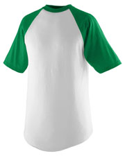 Augusta 424 Boys Short-Sleeve Baseball Jersey at GotApparel