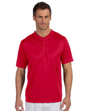 Augusta 426 Adult Wicking Two-Button Jersey at GotApparel