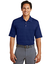 Nike 429438 Men DISCONTINUED  Elite Series Dri-FIT Heather Fine Line Bonded Polo. at GotApparel