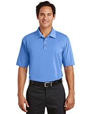 Nike 429439 Men DISCONTINUED  Elite Series Dri-FIT Ottoman Bonded Polo. at GotApparel