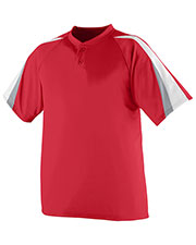 Augusta 429 Boys Power Plus Short Sleeve Jersey at GotApparel