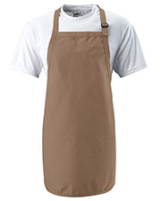 Augusta 4300 Full Length Apron OneSize at GotApparel