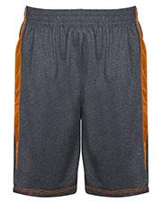 Badger 4310 Men Fusion 10 Inseam Side Pocket Short at GotApparel