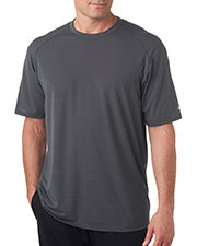 Badger 4320 Men Pro Heather short sleeve Tee at GotApparel