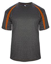 Badger 4340 Men Fusion Short-Sleeve Tee at GotApparel