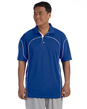 Russell Athletic 434CFM Men Team Prestige Polo at GotApparel