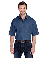 Dri Duck 4357 Men Guide Short Sleeve Shirt at GotApparel