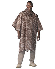 Rothco 4359 Men G.I. Type Military Rip-Stop Poncho at GotApparel