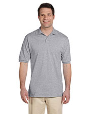 Jerzees 437 Men 5.6 Oz 50/50 Jersey Polo With Spotshield at GotApparel