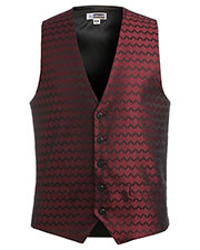 Edwards 4391 Men Swirl Brocade Vest at GotApparel