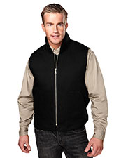 Tri-Mountain 4400 Men's Lodestar Cotton Canvas Work Vest at GotApparel