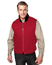 Tri-Mountain 4400 Men Lodestar Cotton Canvas Work Vest at GotApparel
