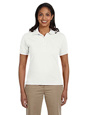 Jerzees 440W Women's 6.5 oz. Ringspun Cotton Pique Polo at GotApparel