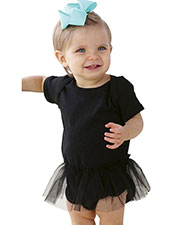Rabbit Skins 4422 Infants Tutu Creeper at GotApparel