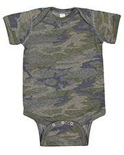 Rabbit Skins 4424 Toddler Infant Fine Jersey Bodysuit at GotApparel
