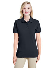 Jerzees 443WR Women 6.5 oz. Premium 100% Ringspun Cotton Piqué Polo at GotApparel