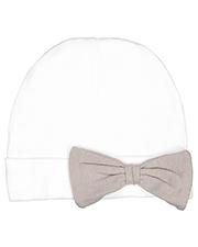 Rabbit Skins 4453 Infant 5.0 oz Baby Rib Bow Cap at GotApparel