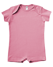Rabbit Skins 4486 Toddler Infant Premium Jersey T-Shirt Romper at GotApparel