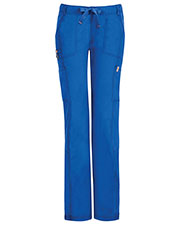 Code Happy 46000AB Women Low Rise Drawstring Scrub Pant at GotApparel