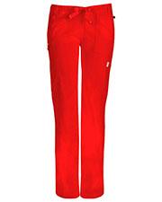 Code Happy 46000AP Women Low Rise Straight Leg Drawstring Pant Petite at GotApparel