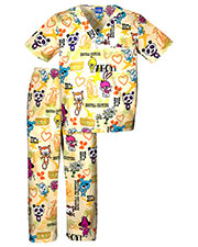Scrub HQ 4620C Unisex Kid's Set at GotApparel