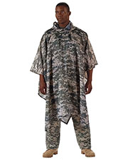 Rothco 4658 Men G.I. Type Military Rip-Stop Poncho at GotApparel