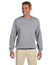 Jerzees 4662 Men 9.5 oz., 50/50 Super Sweats NuBlend Fleece Crew at GotApparel