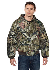 Tri-Mountain 4686C Men Timberline Camo Heavyweight Work Jacket With Realtree Ap Pattern at GotApparel