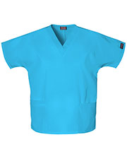 Cherokee Workwear 4700 Women's V-Neck Top at GotApparel