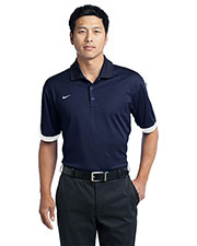 Nike 474237 Men DISCONTINUED  Dri-FIT N98 Polo. at GotApparel