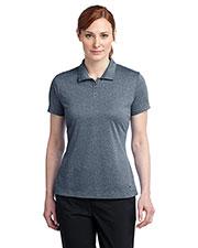 Nike 474455 Ladies 4 oz Dri-FIT Heather Polo at GotApparel