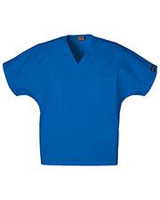 Cherokee Workwear 4777 Unisex V-Neck Tunic at GotApparel