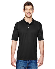 Hanes 4800 Adult 4 oz. Cool Dri® Polo at GotApparel