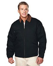Tri-Mountain 4800 Men's Pathfinder Work Jacket With Quilted Lining at GotApparel