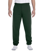 Jerzees 4850P Men 9.5 oz., 50/50 Super Sweats NuBlend Fleece Pocketed Sweatpants at GotApparel