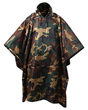 Rothco 4858 Men G.I. Type Military Rip-Stop Poncho at GotApparel