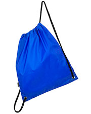 Gemline 4921 Unisex Polyester Cinchpack Drawstring Bag at GotApparel
