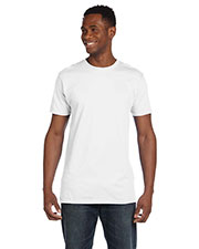 Hanes 4980 Men's 4.5 oz., 100% Ringspun Cotton nanoT® T-Shirt at GotApparel